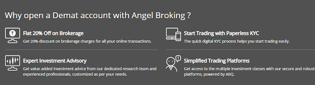 How to Open Demat Account with Angel Broking