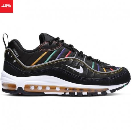 Pantofi sport Nike WMNS AIR MAX 98 PRM cu perne de aer