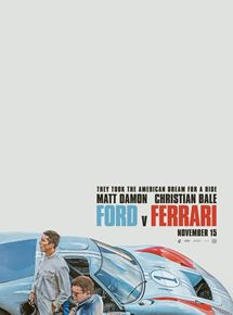 Review – Ford vs Ferrari