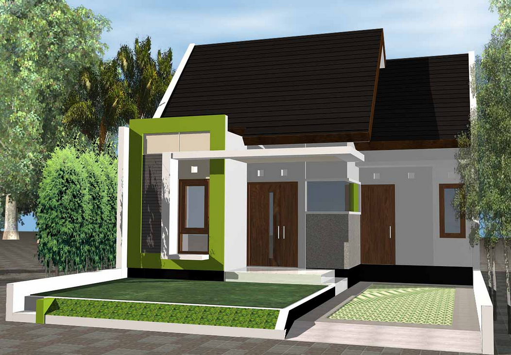 Design outdoor minimalis home modern kumpulan desain for Design minimalis modern
