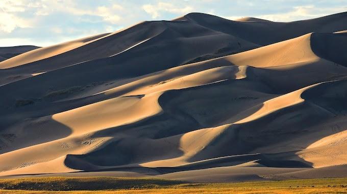 Papel de Parede Montanha de Areia