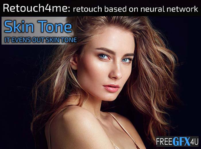 Retouch4me Skin Tone 0.998 For Photoshop Plugin