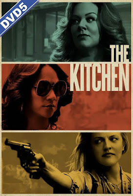 The Kitchen 2019 DVD R1 NTSC Latino
