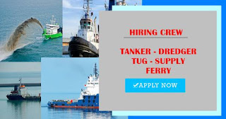 seafarers jobs, seaman job vacancy