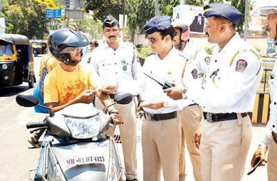 mumbai traffic police website