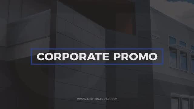 Corporate Promo - Premiere Pro Templates 82462