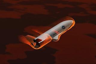 Un aereo militare senza pilota a energia solare ha battuto il record di volo spaziale