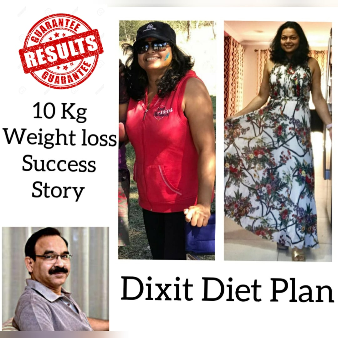 10 Kg Weight Loss Using Dixit Diet Plan Nutrition Guide Diet Plan Diet Review