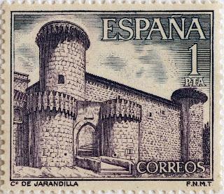 CASTILLO DE JARANDILLA, CÁCERES
