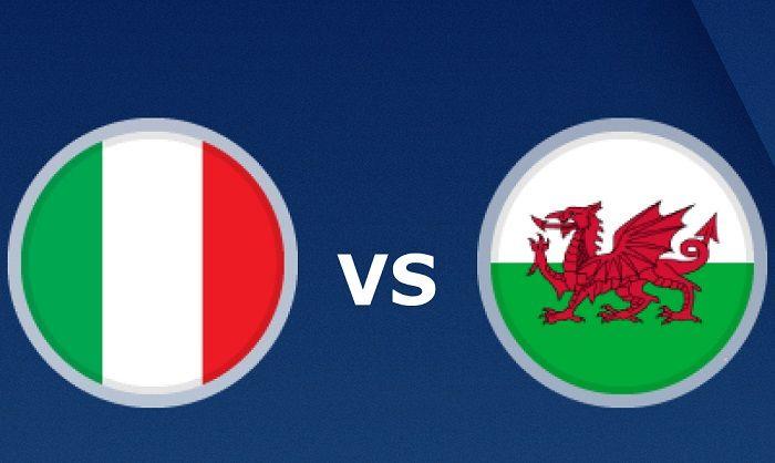 بث مباشر مباراة ايطاليا وويلز
