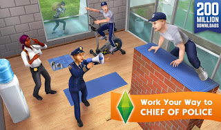 the sims free play مهكرة اخر اصدار للايفون