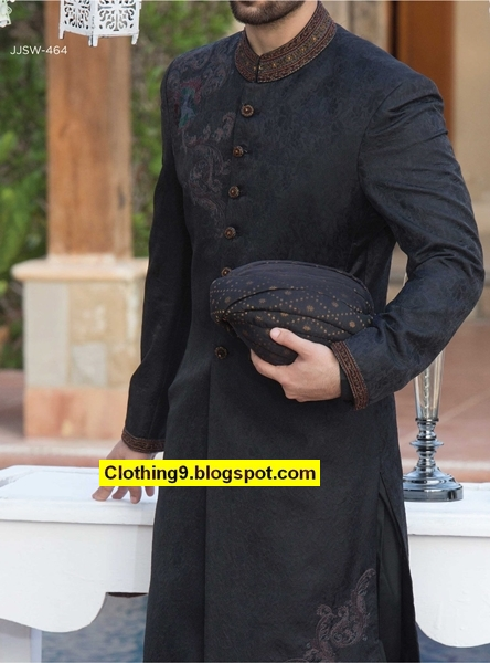 JJ sherwani collection