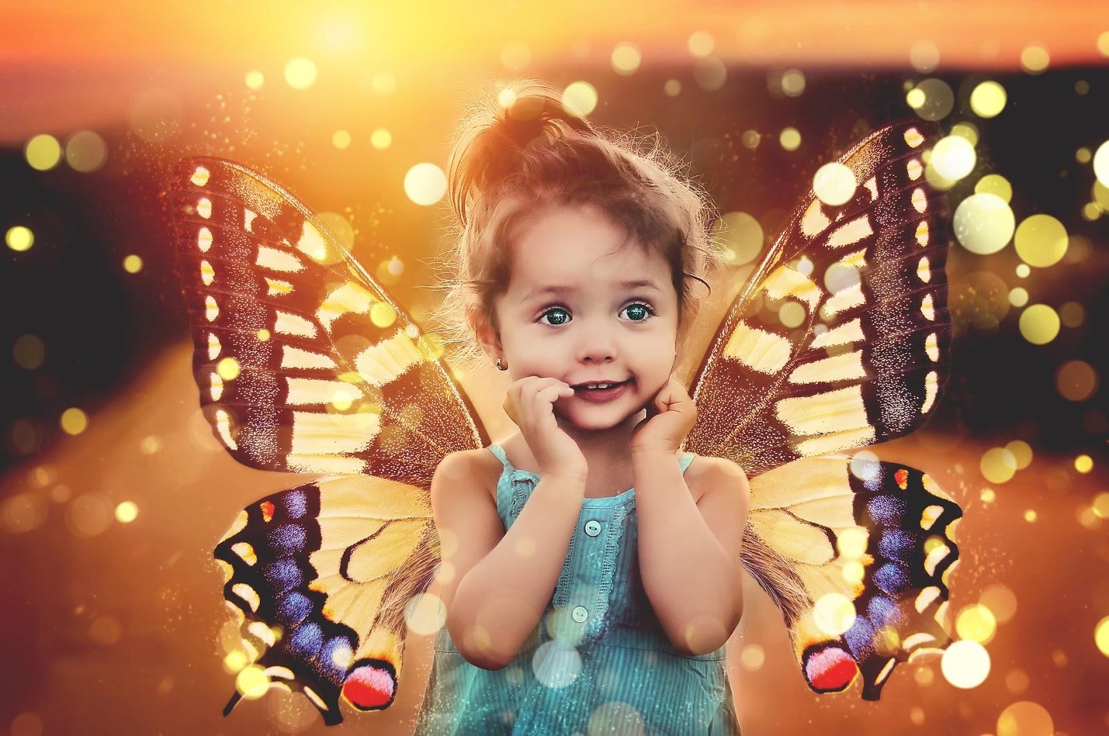 kryształowe dziecko, magiczne dziecko