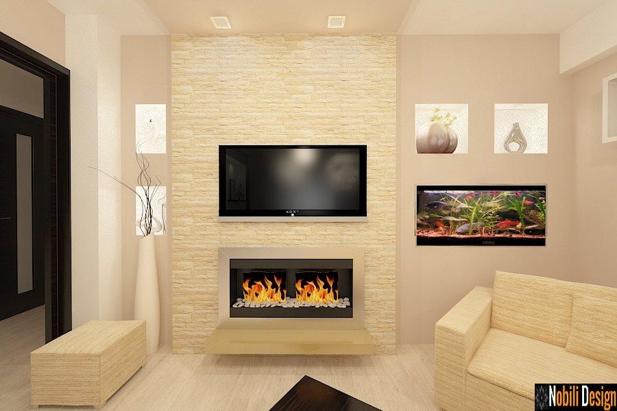 Design interior apartament Constanta - Arhitect / Amenajari Interioare Constanta