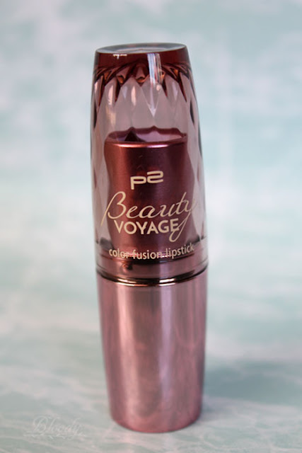 p2 Beauty Voyage Colour Fusion Lipstick - '040 damas rose'