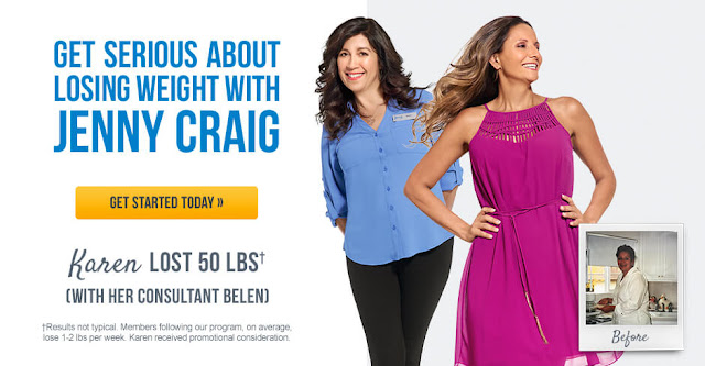 The Jenny Craig Weight Loss Program For Men And Women