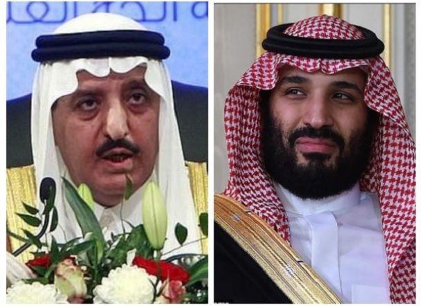Diancam Kudeta, Pangeran Mohammed Kerahkan Pasukan ke Riyadh