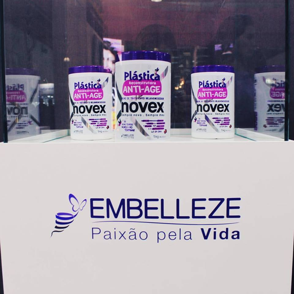 beauty fair com embelleze, look confortável e chique beauty fair, beauty fair 2016, stand embelleze feira, stand dailus, stand salon line, lançamentos, novidades, ingrid gleize