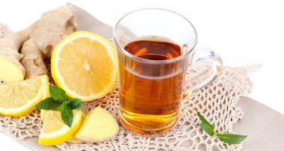 Hal Luar Biasa Yang Terjadi Pada Tubuh Jika Minum Lemon Tea Tiap Hari