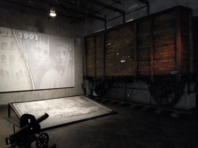 ジョージア国立博物館展示