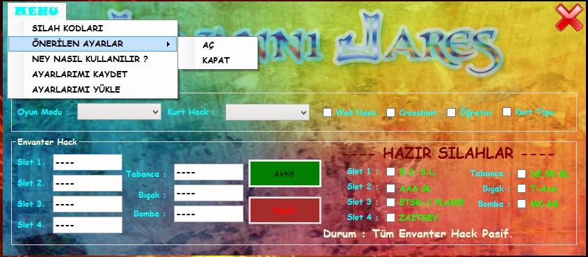 Wolfteam Aeria Envanter Wallhack 19.09.2013 yeni