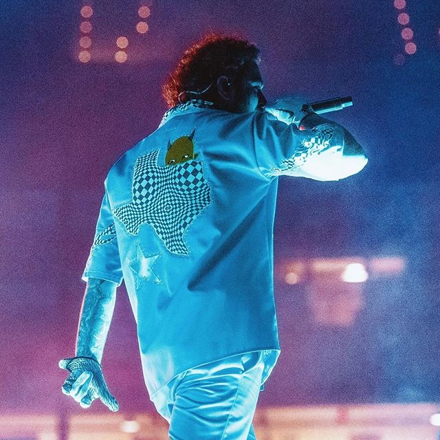 Post Malone Plans To Come Out Of Quarantine With A Whole New Album.