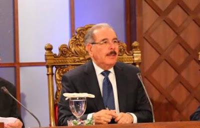 Danillo Medina anunció que no optará por un nuevo período gubernamental