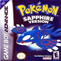 Pokemon Sapphire
