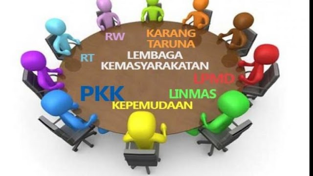 Hubungan Lembaga Kemasyarakatan Desa dengan Pemerintah Desa