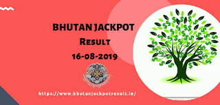 Bhutan Jackpot Result