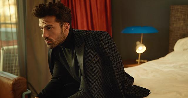 Κωνσταντίνος Αργυρός: Ακούστε το νέο single «Αποχωρώ» με την υπογραφή του ΝΙΝΟ