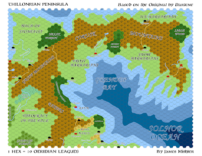 Thillonrian Peninsula