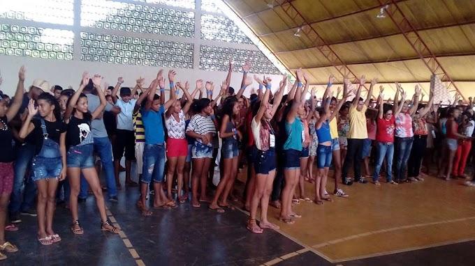 Dia do Estudante é comemorado com Gincana Cultural em São João do Sóter