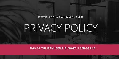 Kebijakan Privasi Bahasa Indonesia