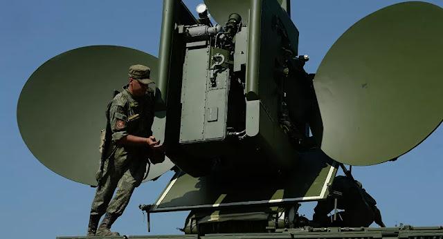 radares russos para detecção de mísseis hipersônicos e alvos furtivos