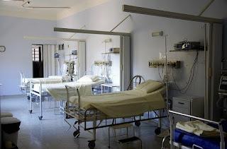 Imagem: Leito hospitalar
