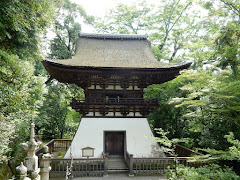 石山寺鐘楼