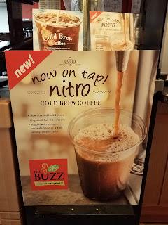 #atozchallenge x Nitro brew coffee