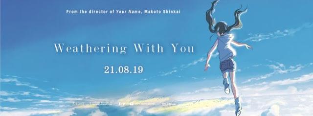 Tenki No Ko : Weathering With You
