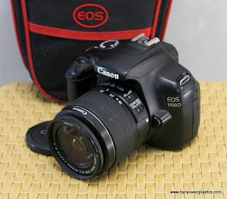 Jual Kamera Dslr Canon 1100D SC 16RB an Bekas Banyuwangi