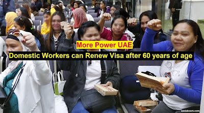 rules for housemaid visa in uae