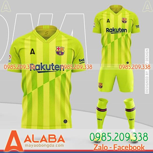 Đặt may quần áo đá bóng chất lượng - Mã ALB 099