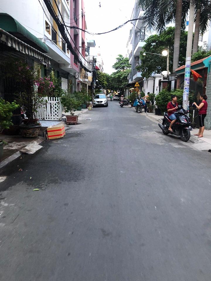 Bán nhà Mặt tiền nội bộ Huỳnh Thiện Lộc phường Hòa Thạnh quận Tân Phú. DT 4x20m