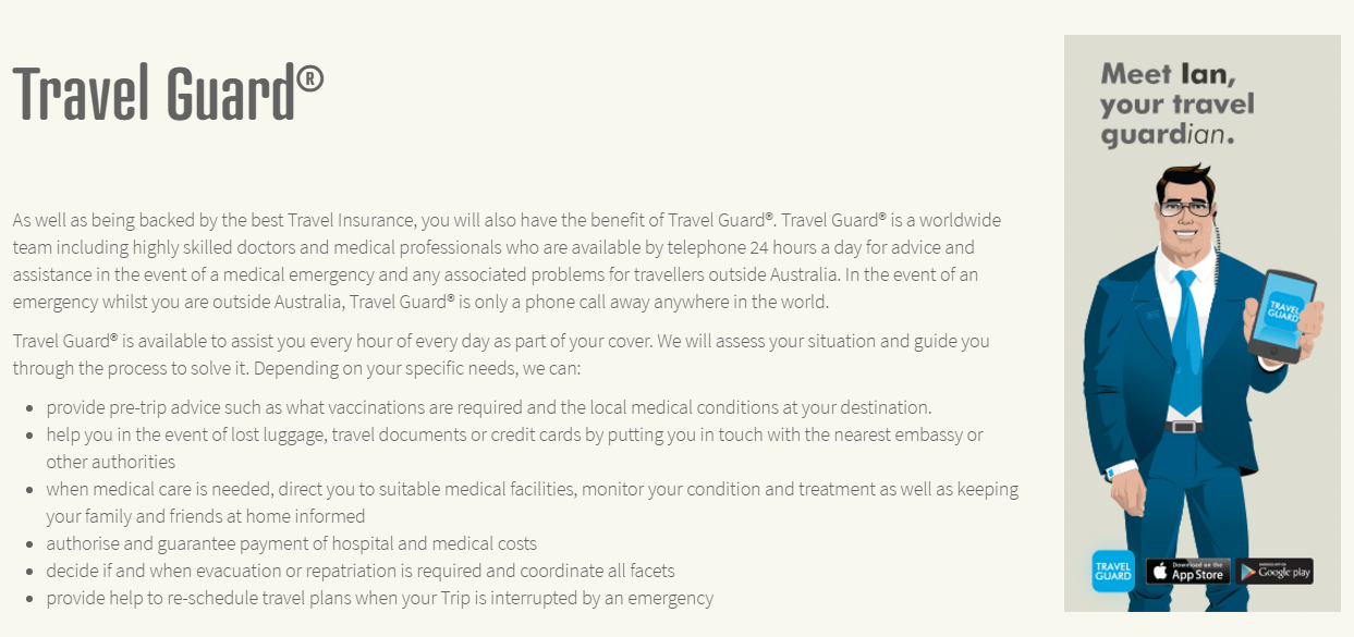 Good2Go Travel Insurance Travel Guard