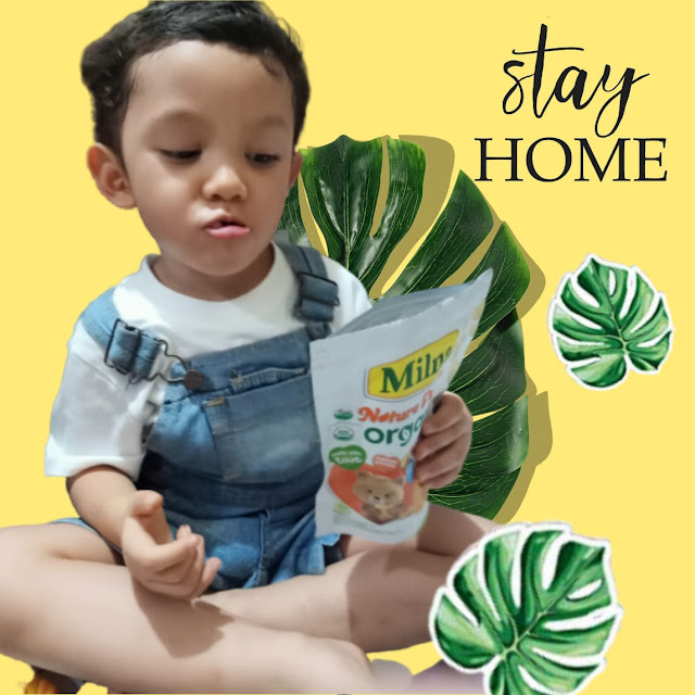 Milna Nature Puffs Organic