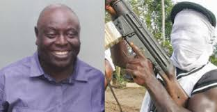Ekiti Commissioner Regains Freedom From Kidnappers Den