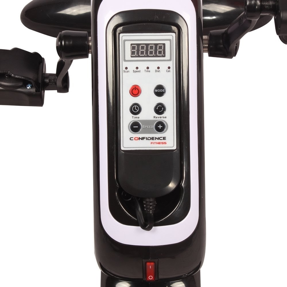 Pedal Exerciser For Ms: Health And Fitness Den: Confidence Fitness Motorized