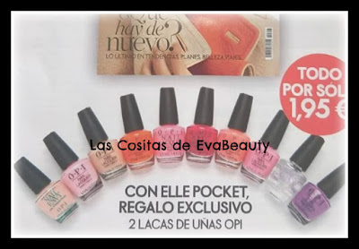 Revista Elle pocket regalos octubre 2019