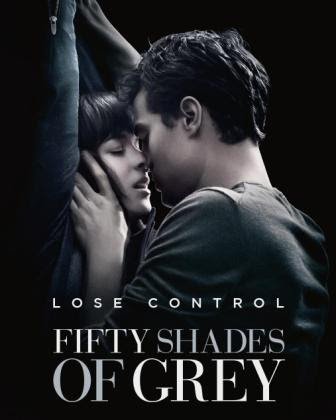 Poster Of Fifty Shades of Grey Full Movie in Hindi FHD Free download Watch Online 1080P HEVC FHD