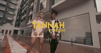 Tannah Ft Bright – Huu ni Moto